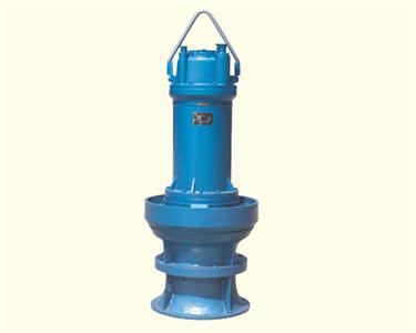 潜水轴流泵、混流泵_水处li设备