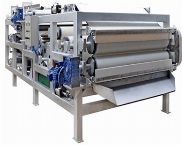 水处理设备:污泥脱水机