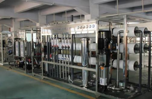 怎么xuanze好的shui处理设备厂家?